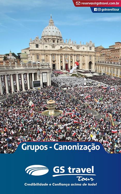 Grupos - Canonização