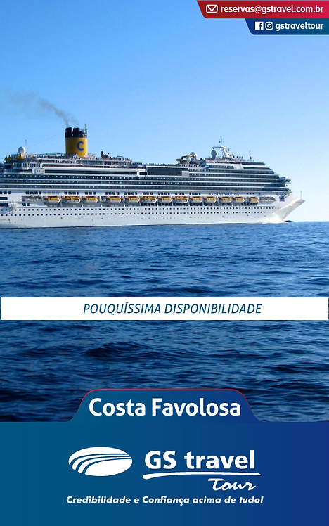 Costa Favolosa