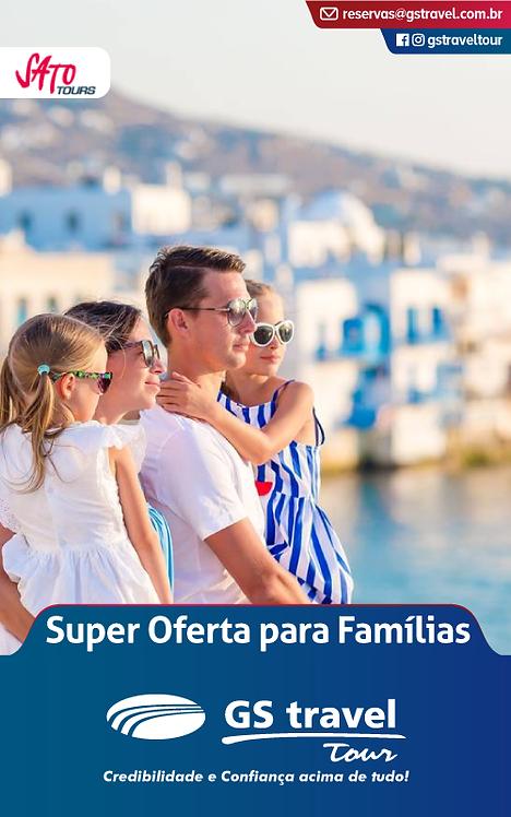 Super Oferta para Famílias Sato