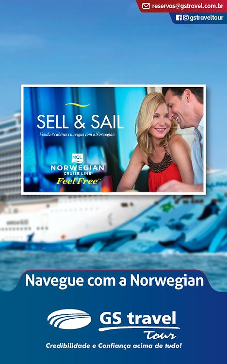 Navegue com a Norwegian