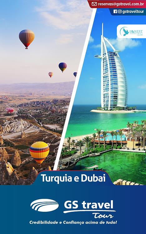 Turquia e Dubai