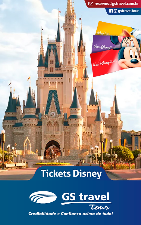 Tickets Disney