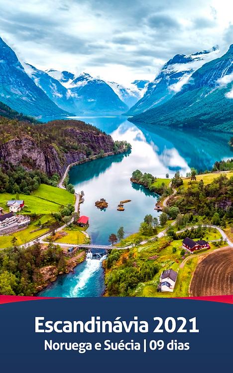 Escandinávia 2021
