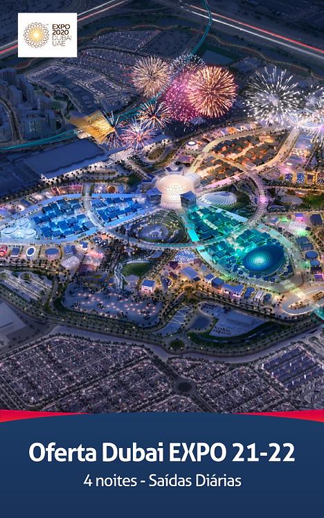 Oferta Dubai Expo 21-22