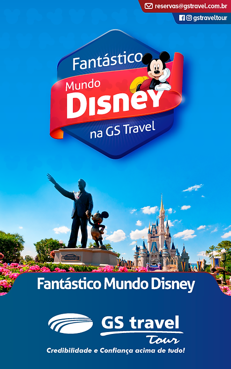 Fantástico Mundo Disney