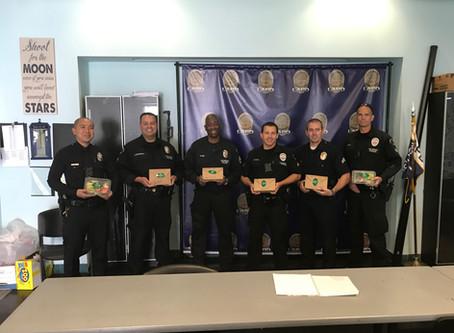 Thank you LAPD!