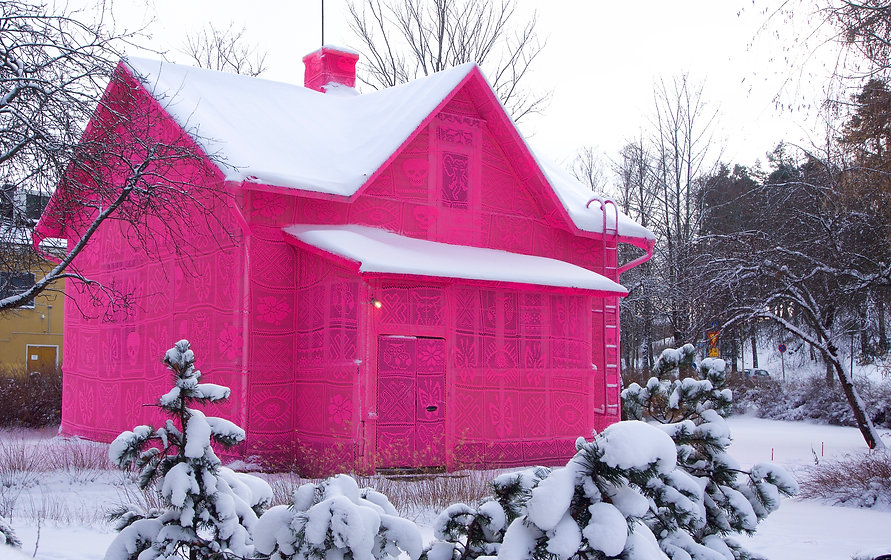 Our Pink House 2016, Foto Keijo Sahrman