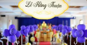 Lễ Cưới Hằng Thuận