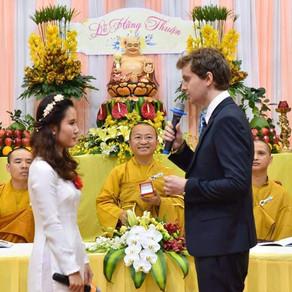 Tổ chức trọn gói Lễ Cưới Hằng Thuận- 3 in 1