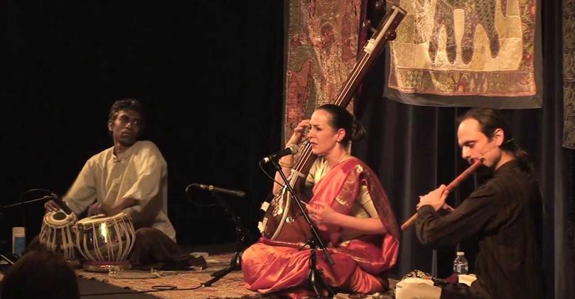"chant carnatique Audrey Prem Kumar ""Karunai Devamé """