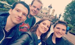 Planet Coaster Efteling 2017