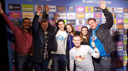 Planet Coaster Launch Party 2016