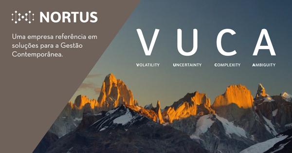 VUCA - volatilidade, incerteza, complexidade, ambiguidade
