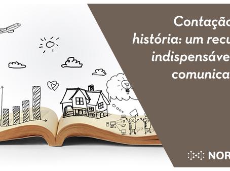 Contação de história: um recurso indispensável na comunicação