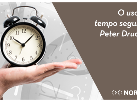 O uso do tempo segundo Peter Drucker