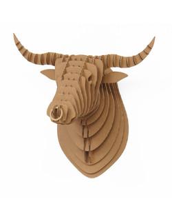 Cardboard Bull 2