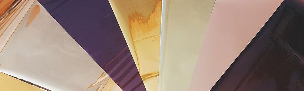 Coloured Foil