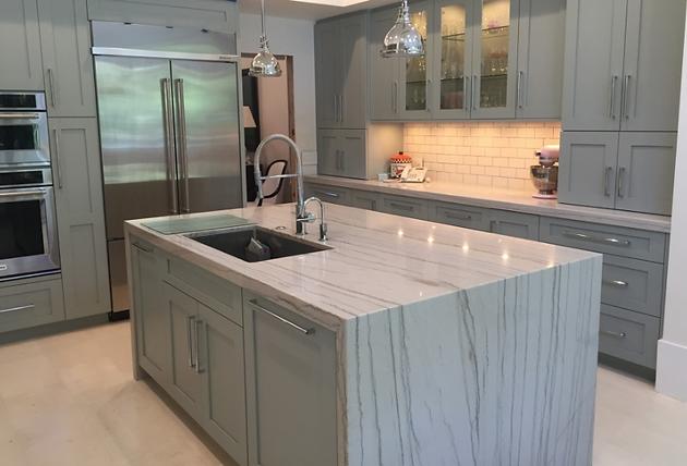 Top per la cucina: quale scegliere tra marmo, granito, pietra lavica ...