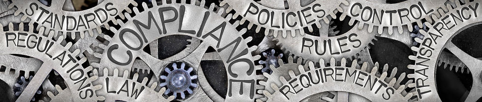Compliance & Policy cogs