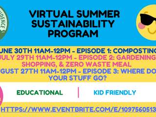 Summer Sustainability Series