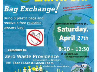 ZWP Bag Exchange at Roger Williams Park