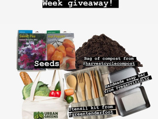 ZWP Earth Week Giveaway! Join us Friday, April 24th at 6pm for Plastic Wars Q&A and find out if