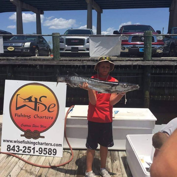 Fun North Myrtle Fishing Charter
