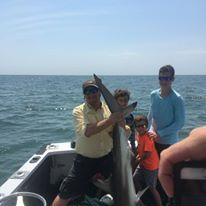 North Myrtle Beach Shark fishing