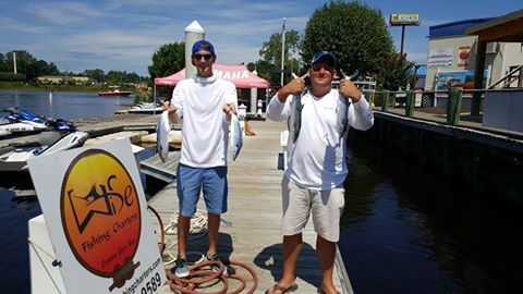 nice Spanish wise fishing charters