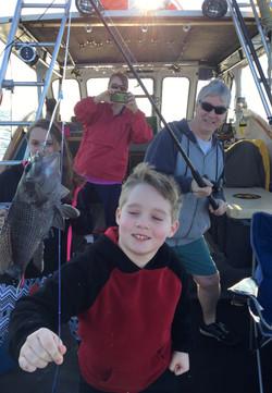North Myrtle beach fishing charter