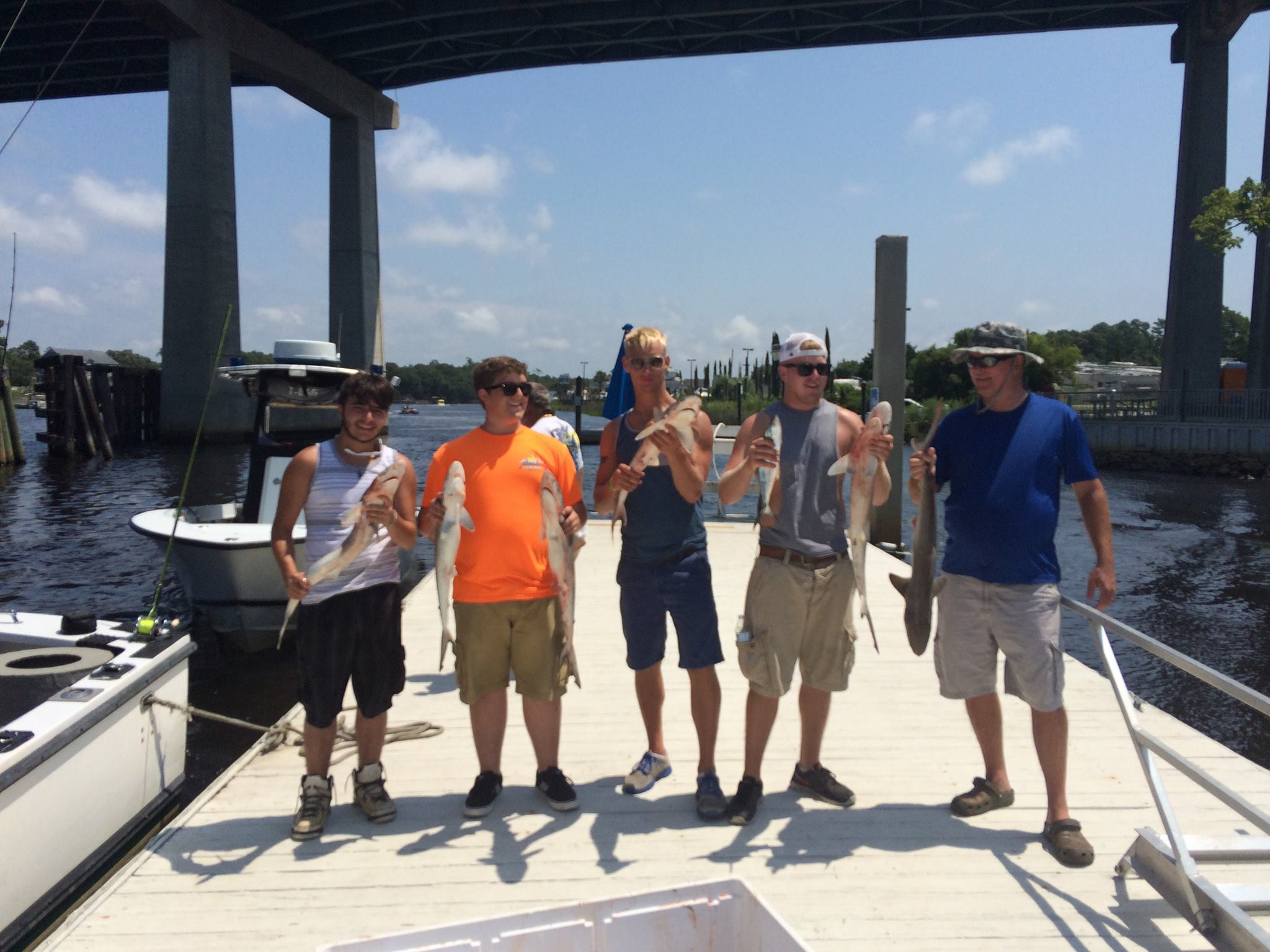 group at wise fishing charters