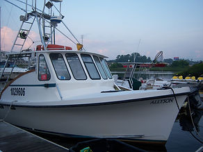 Wise Fishing Charter Boat, North Myrtle Beach