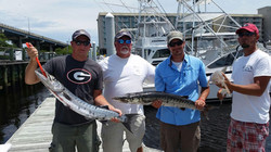 wise fishing charter group