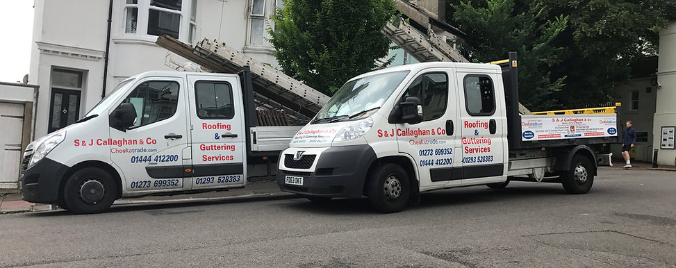 S & J Callaghan & Co Brighton roof repairs