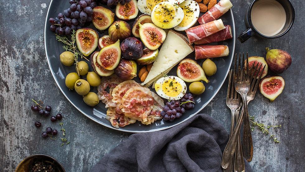 Plan de nutrición (1 mes)
