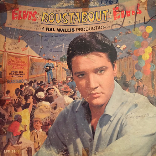 Elvis Presley – Roustabout