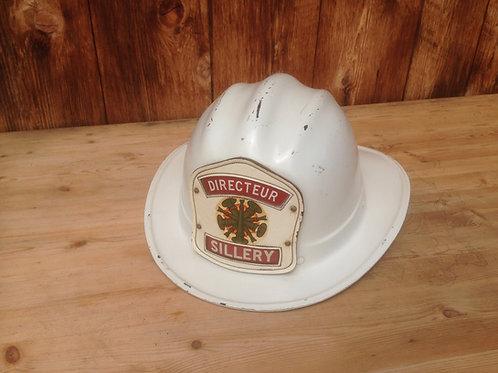 Casque de pompier Directeur Sillery