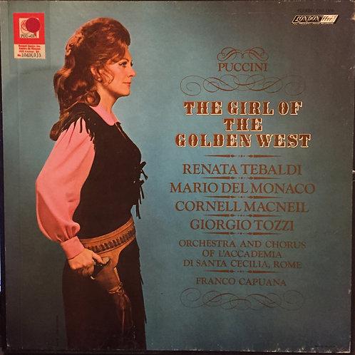 Puccini La Fanciulla Del West- Girl Of the Golden West