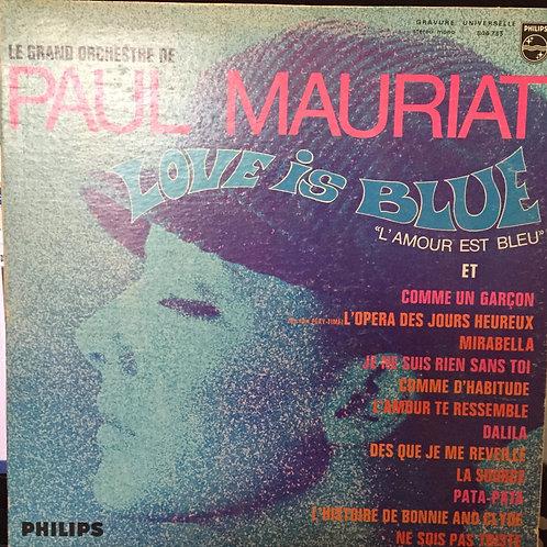 Le Grand Orchestre De Paul Mauriat – Love Is Blue