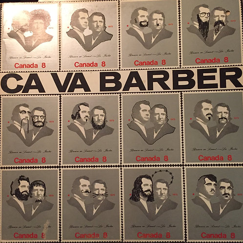 Les Jérolas Ça va barber