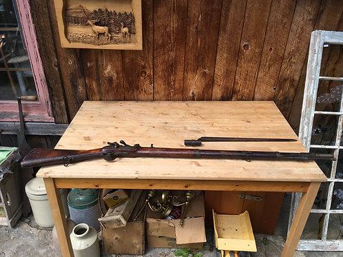 Carabine mousquet 1866