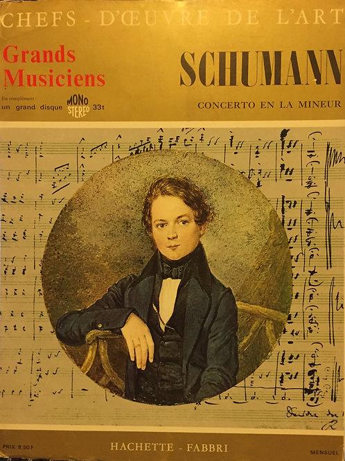 Schumann – Concerto En La Mineur
