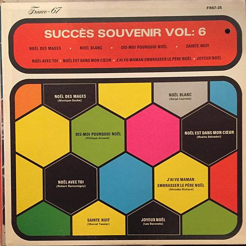 Compilation – Succès Souvenir Vol:6