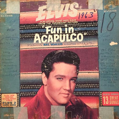 Elvis Presley – Fun In Acapulco