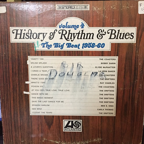 Compilation History Of Rhythm & Blues Volume 4: The Big Beat 1958-60