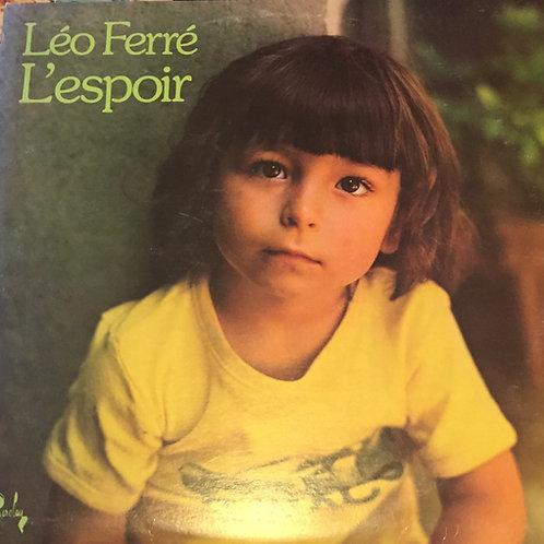 Léo Ferré – L'Espoir