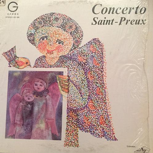Saint-Preux – Concerto