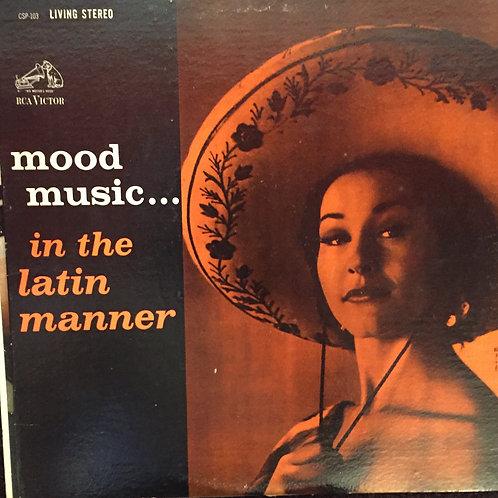 Chucho Ferrer And Orchestra / Mario Ruiz Armengol And Orchestra – Mood music...