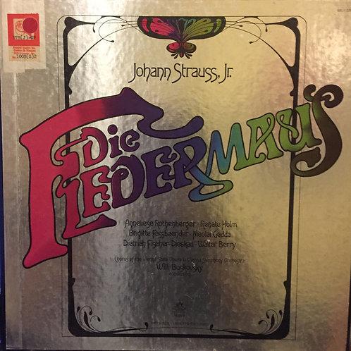 Johann Strauss Jr DIE FLEDERMAUS
