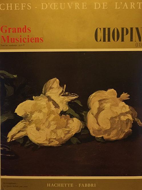 Chopin – Les Quatre Ballades Pour Piano